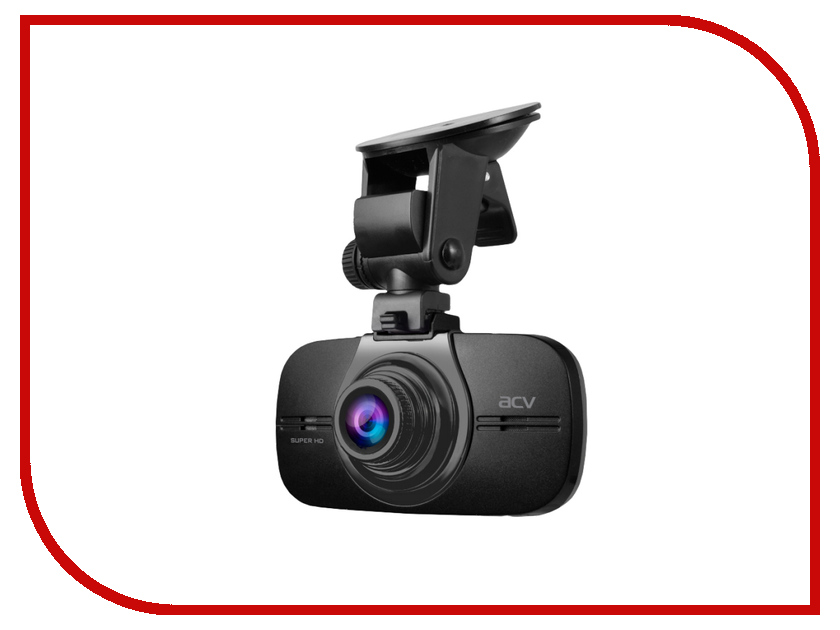 Видеорегистратор ACV GX-5000 Комбо аксессуар acv tr44 1009 тв тюнер автомобильный