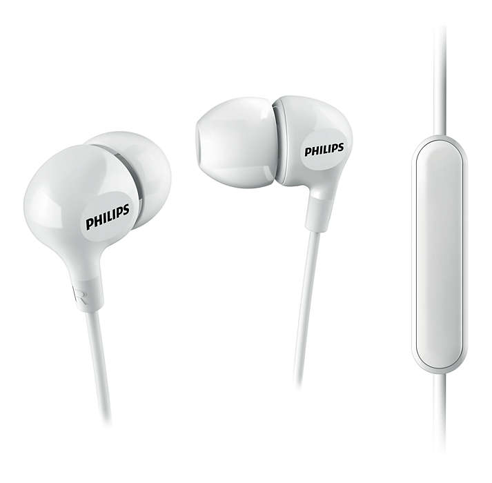 Наушники Philips SHE3555WT/00