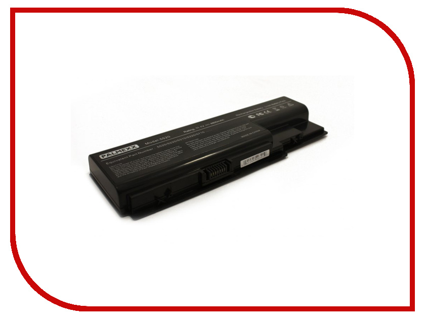 Аккумулятор Palmexx Acer 5520 4400mAh Black PB-009
