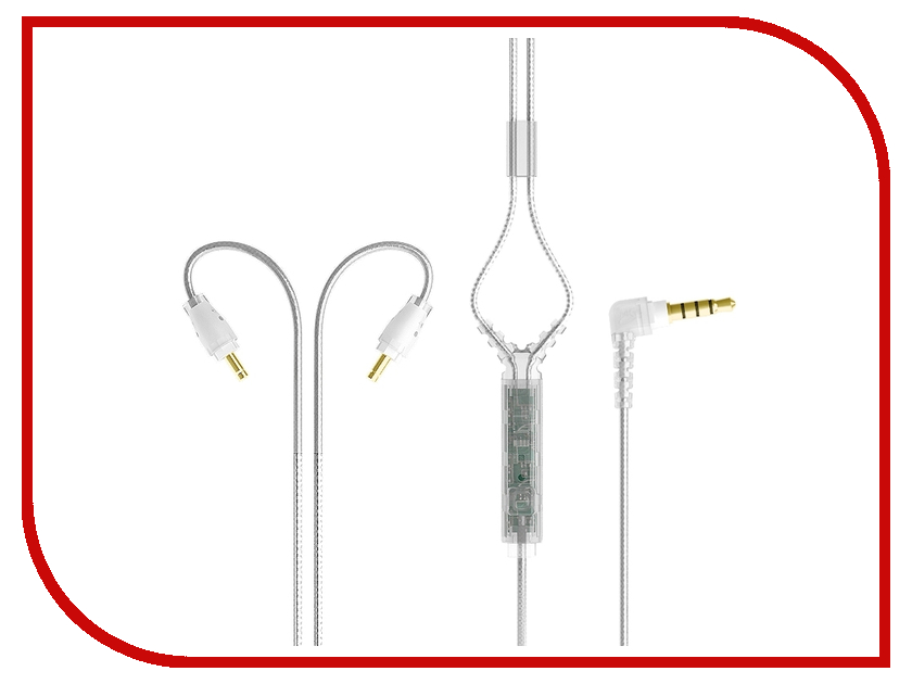 все цены на Аксессуар MEE Audio M-6 Cable Mic M6PRO-CL