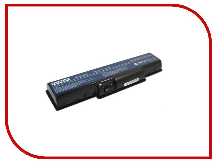 Аккумулятор Palmexx Acer AS07A41 5200mAh Black PB-292
