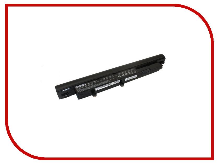 Аккумулятор Palmexx Acer AS09D56 4400mAh Black PB-220