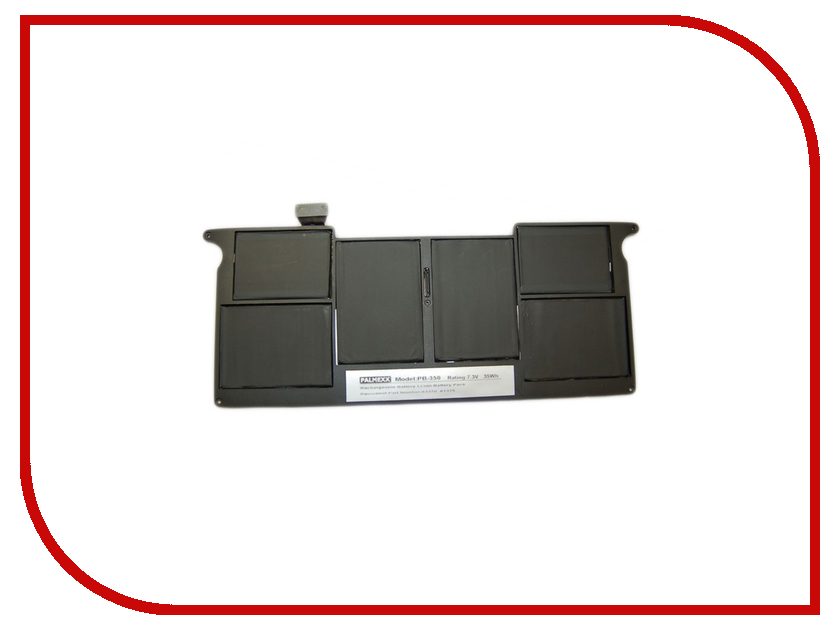 Аксессуар Аккумулятор Palmexx APPLE MacBook Air A1375 4860mAh PB-350