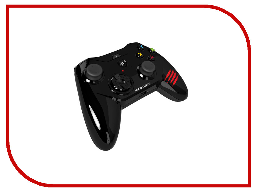 Mad Catz Гаджет Геймпад Mad Catz Micro C.T.R.L.i Mobile Gamepad Gloss Black MCB312680AC2/04/1