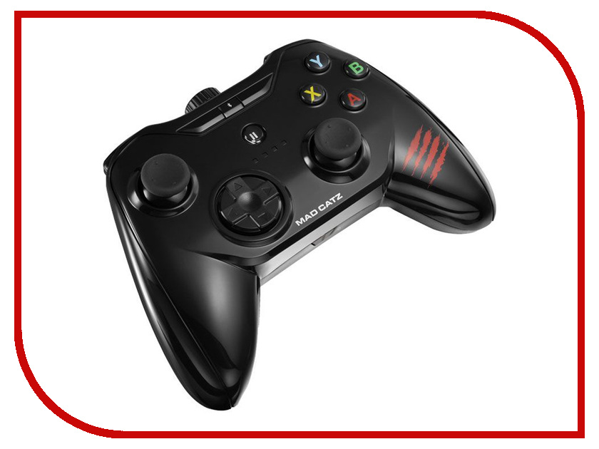 Гаджет Геймпад Mad Catz C.T.R.L.i Mobile Gamepad - Gloss Black MCB312630AC2