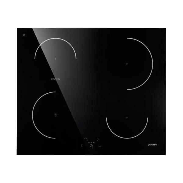 Варочная панель Gorenje IT612SY2B Black варочная панель индукционная gorenje it612sy2b