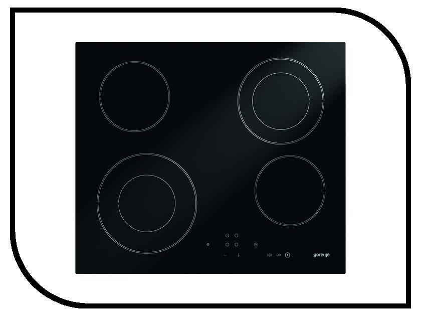 Варочная панель Gorenje ECT640SC Black