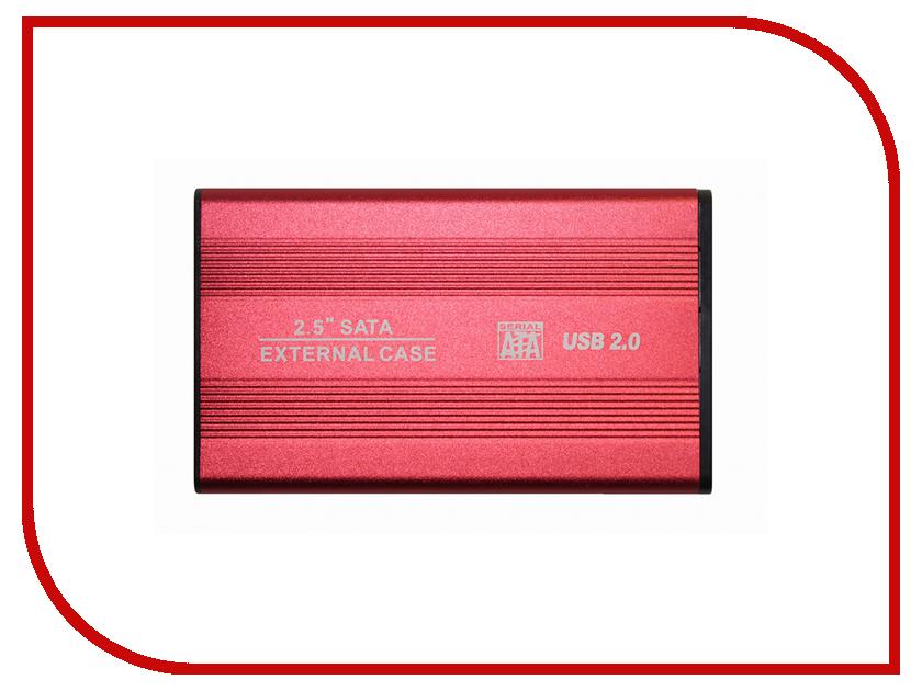 Аксессуар Корпус для HDD Palmexx BET-S254 PX/HDDBox2.0 BETS254 RED