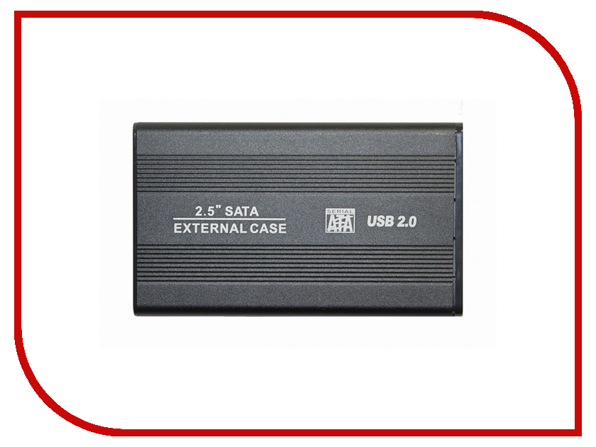 Аксессуар Корпус для HDD Palmexx BET-S254 PX/HDDBox2.0 BETS254 BLK