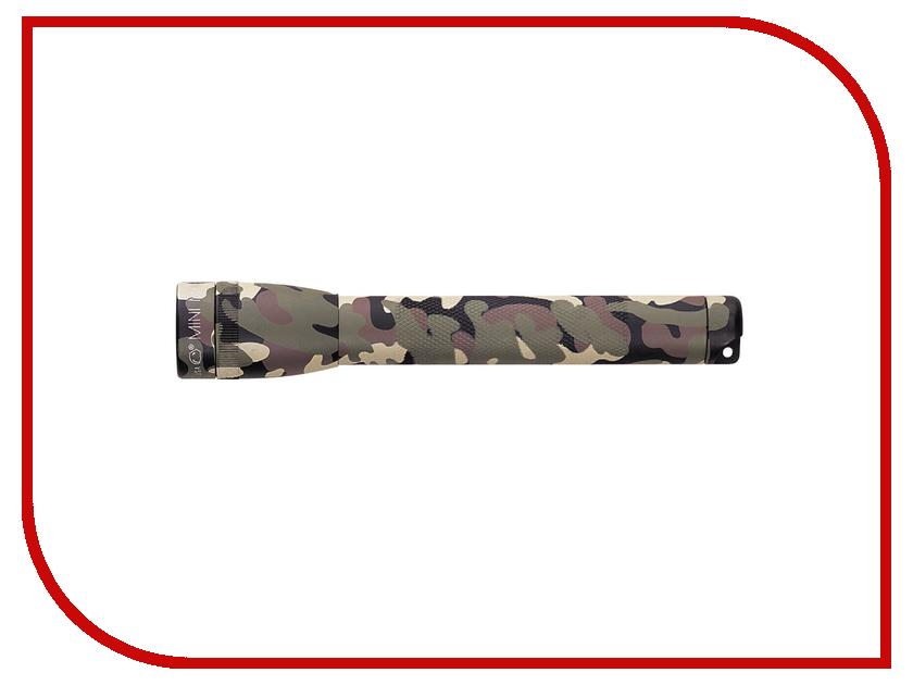 Фонарь Maglite Mini Camouflage M2A026E maglite фонарь maglite led светодиод sp2209h