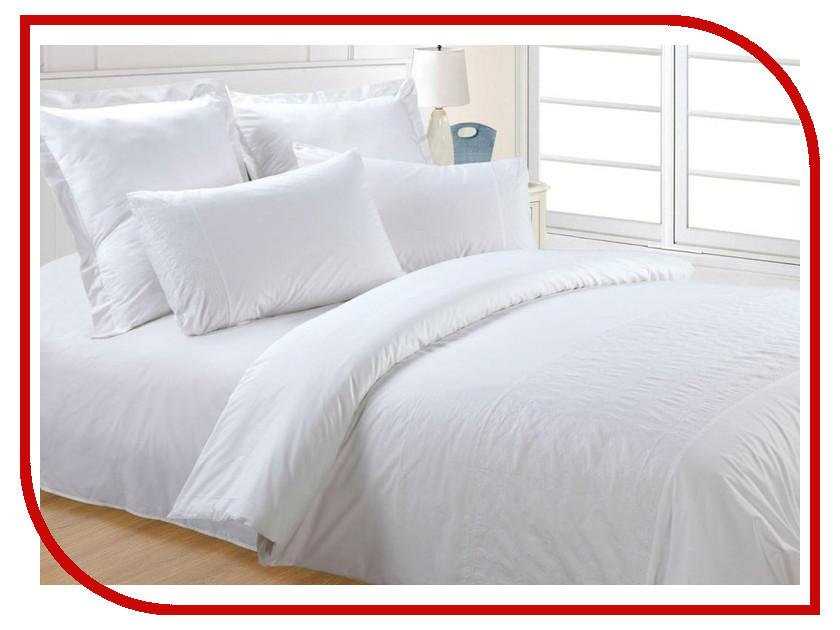 Постельное белье Valtery AB-SG 08 Комплект 1.5 спальный Перкаль + гипюр