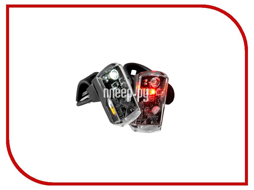Велофонарь Kryptonite Avenue F-50/R-14 DUAL LED - задний