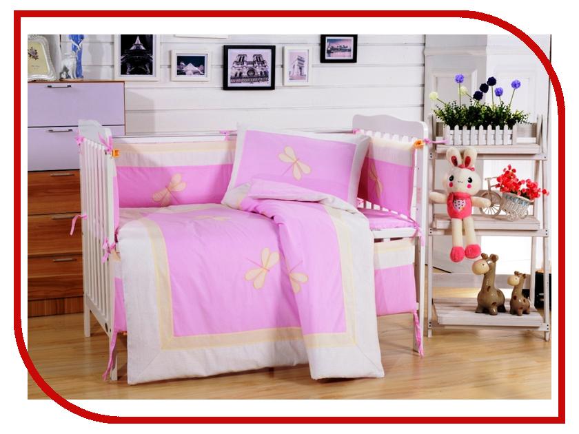 Постельное белье Valtery DK-23 Комплект с бортиком Перкаль с апликацией dk squeaky baby bath colors