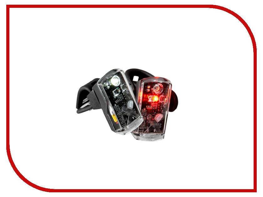 Велофонарь Kryptonite Avenue F-50/R-14 Dual LED-SET