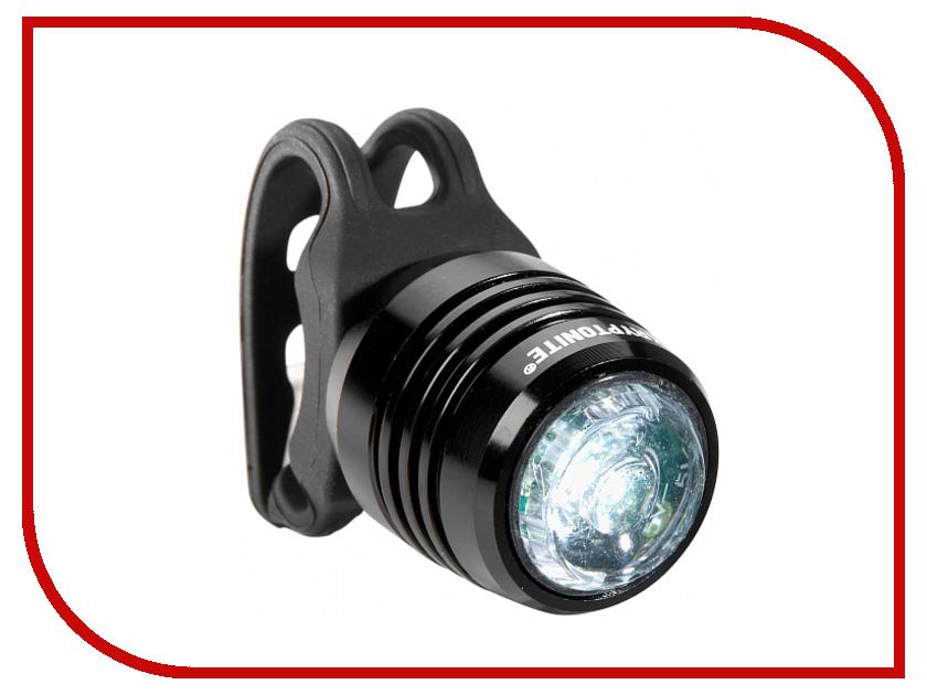Велофонарь Kryptonite Boulevard F-14 LED ALUM-BLK - передний