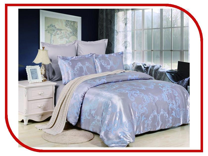 Постельное белье Valtery JC-41 Комплект 2 спальный Сатин + жаккард постельное белье valtery jc 29 комплект евро сатин жаккард