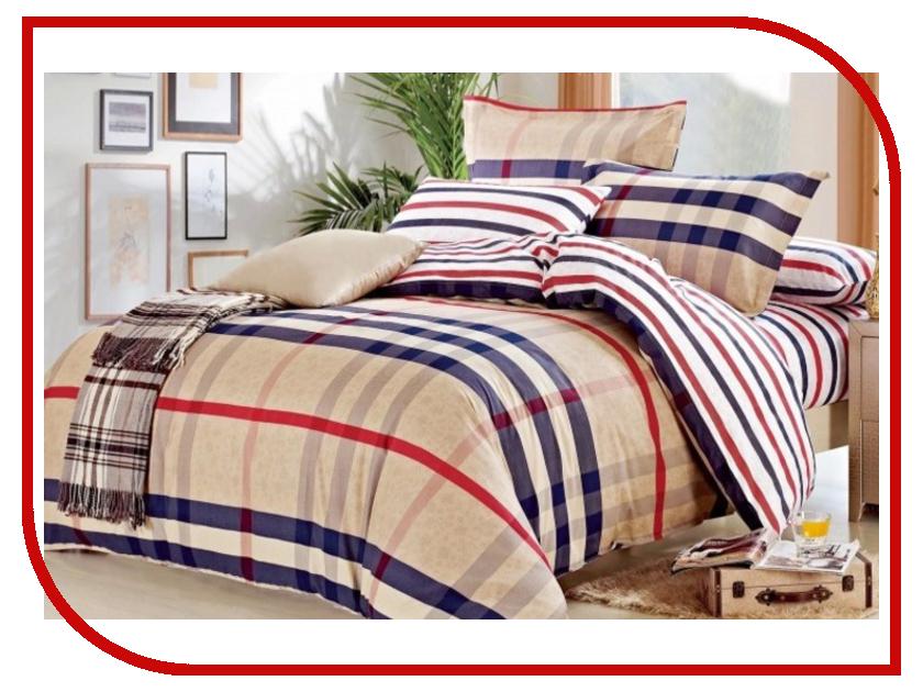 Постельное белье Хлопковый Рай Бэрбери Комплект 2 спальный Бязь