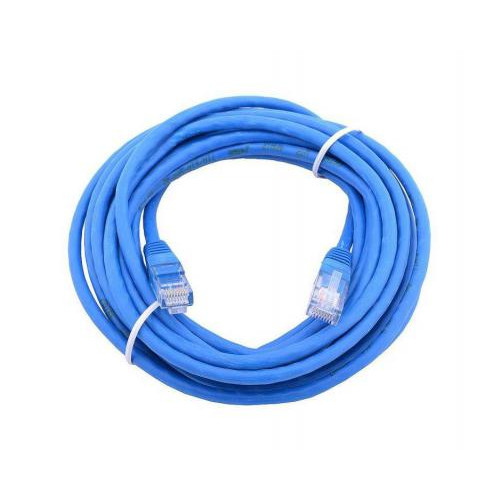 Сетевой кабель AOpen UTP cat.5e ANP511 0.5m Blue ANP511_0.5M_B