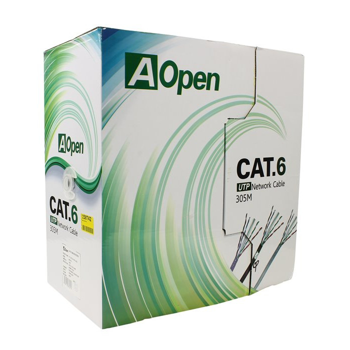 Сетевой кабель AOpen UTP cat.6