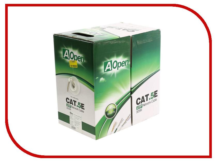 Сетевой кабель AOpen CU UTP cat.5e