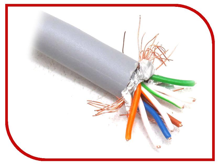 Сетевой кабель Telecom CU S/FTP cat.5e кабель telecom sftp 5e кат