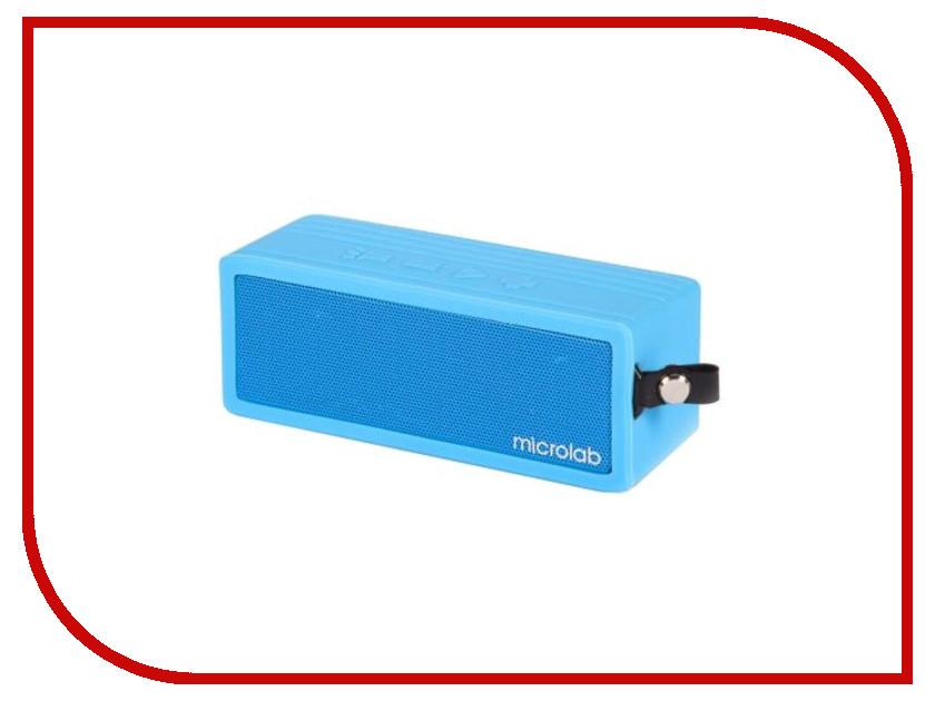 Колонка Microlab D863BT Blue колонка microlab d863bt blue