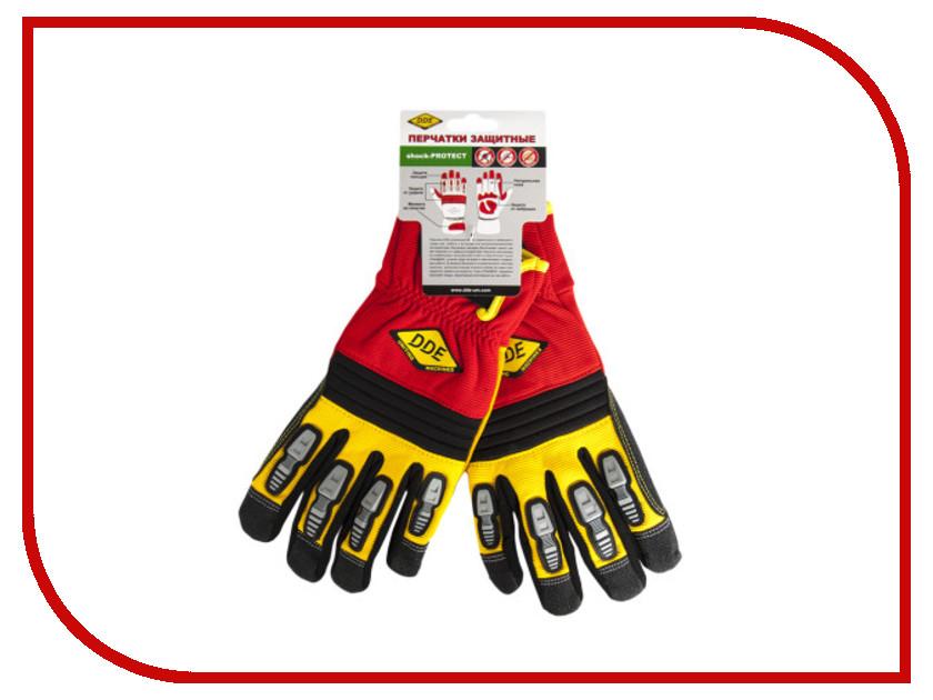 Аксессуар Перчатки DDE Shock-Protect M 648-489