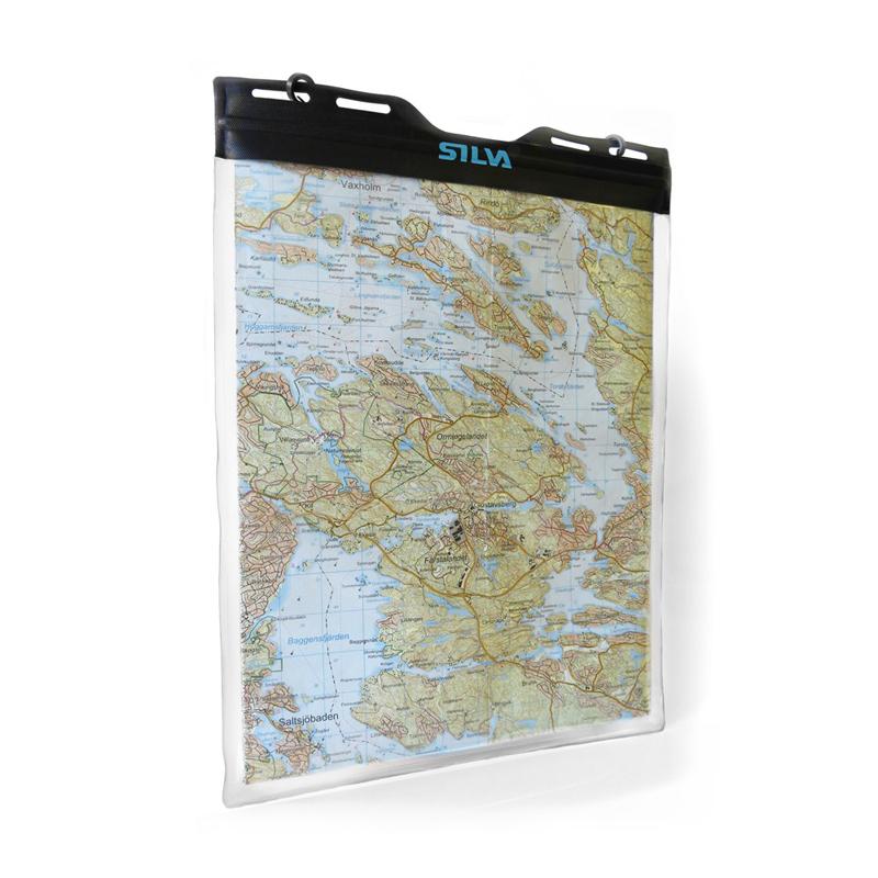 Чехол Silva Carry Dry Map Case A4 39011-2
