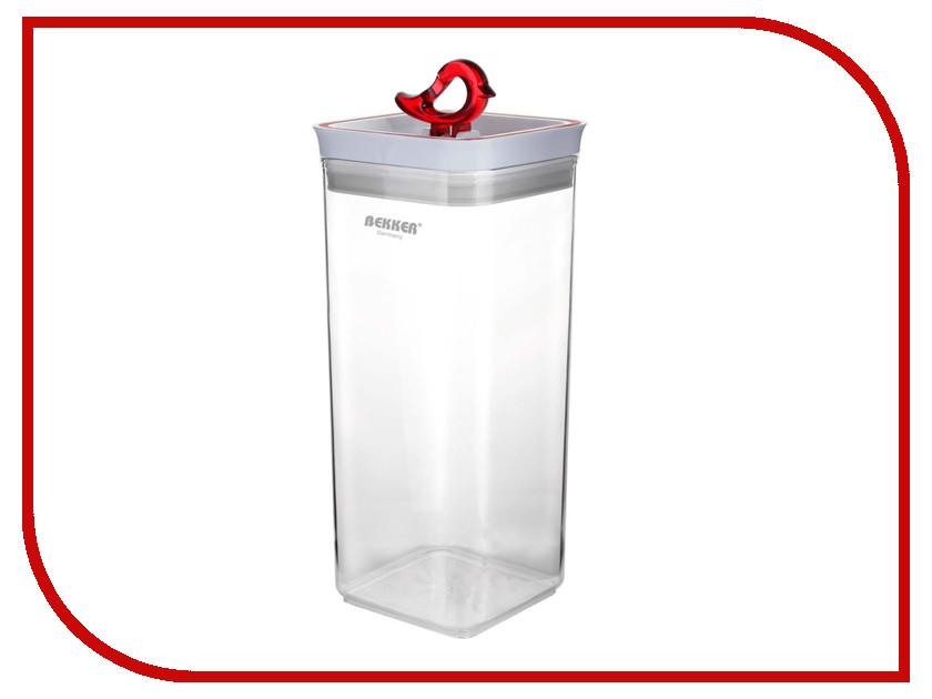 Контейнер Bekker BK-5124 пластик для принтера 3d bq пластик для 3d печати pla bq 1 75mm 1kg баклажан