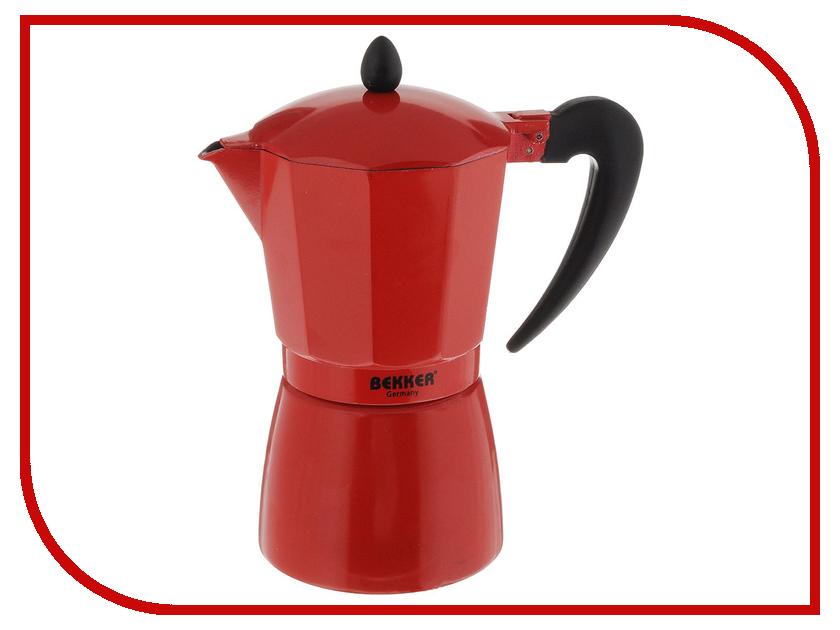 Кофеварка Bekker BK-9353 bekker bk 3962