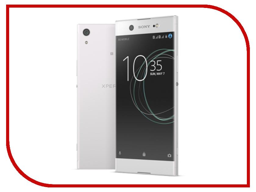 Сотовый телефон Sony G3212 Xperia XA1 Ultra 32Gb White защитное стекло для sony g3212 xperia xa1 ultra onext 3d на весь экран с белой рамкой