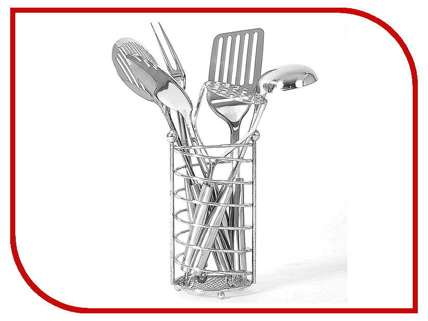 Кухонный набор Bekker BK-3235 кухонный набор bekker bk 3239 7 предметов