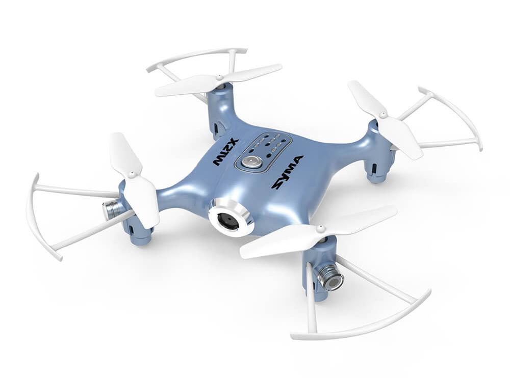 Квадрокоптер Syma X21W Blue — X21W