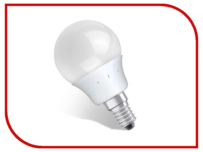 Лампочка Estares GL6-E14 AC170-265V 6W Universal White светильник estares dls 13 ac170 265v 13w cold white