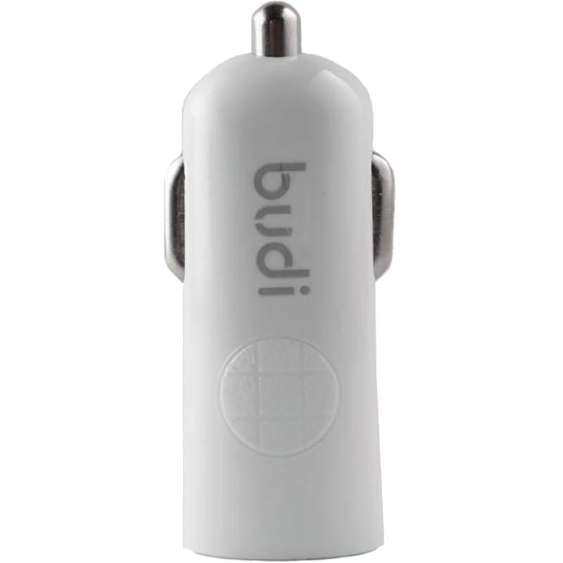 Зарядное устройство Budi M8J062 2.4A White зарядное устройство budi m8j062t 2 4a type c cable white