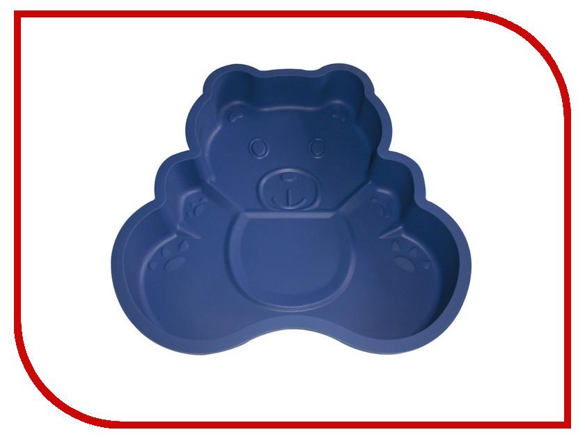 Форма Bekker BK-9420 Медвежонок Blue