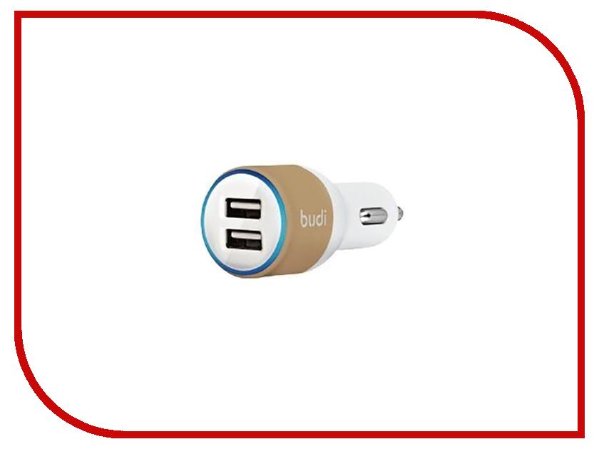 Зарядное устройство Budi M8J109 4.2A Gold