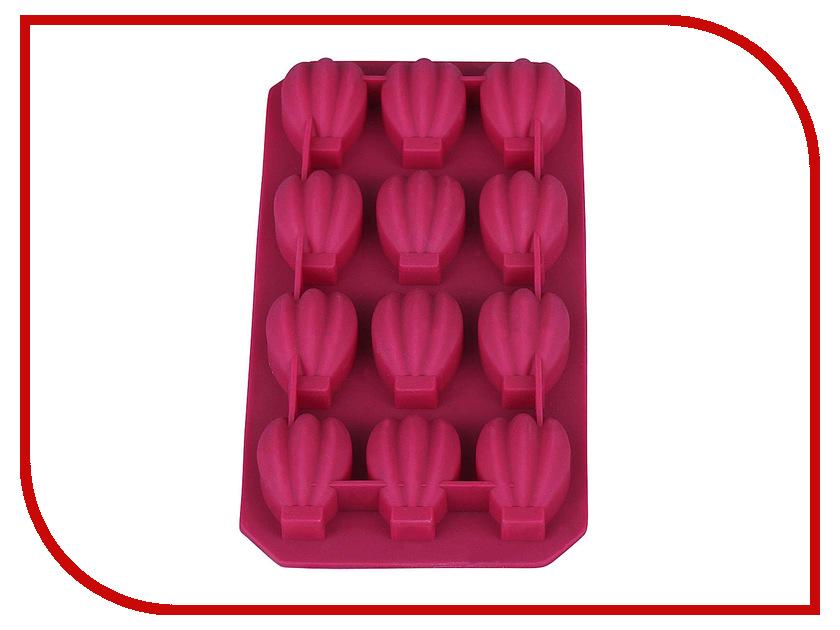 Форма для льда Bekker Орешки BK-9510 Cherry