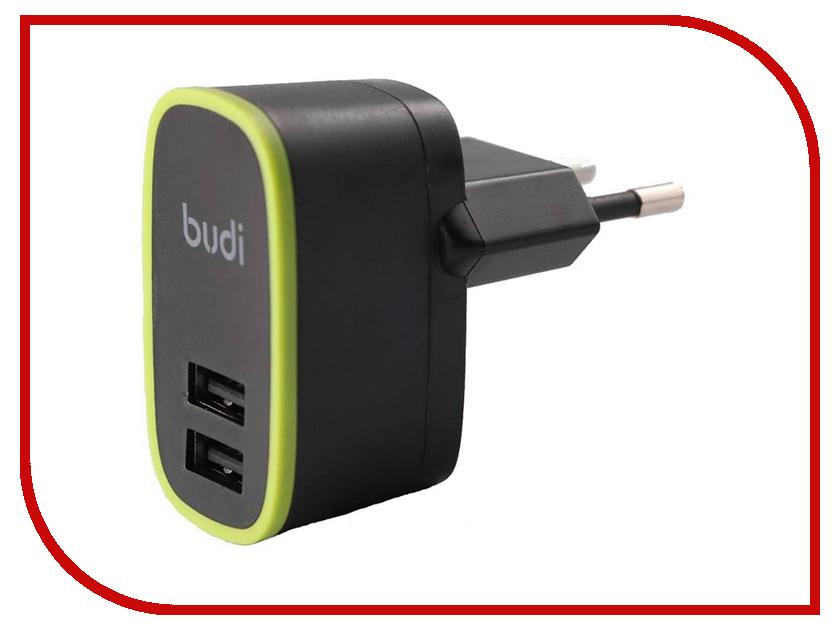 Зарядное устройство Budi M8J056E 2.4A Black