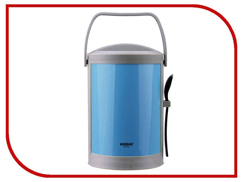 Контейнер Bekker BK-4338 1.8L bekker чайный сервиз bekker bk 7145 15 предметов ihygxrd