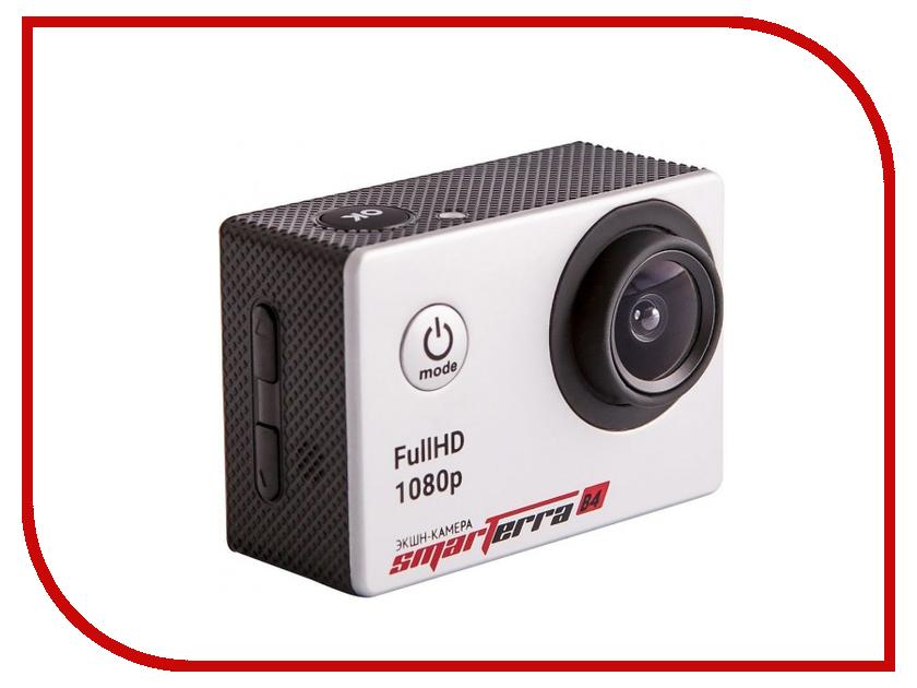Экшн-камера Smarterra B4 Silver экшн камера smarterra w5 yellow bsw5yl