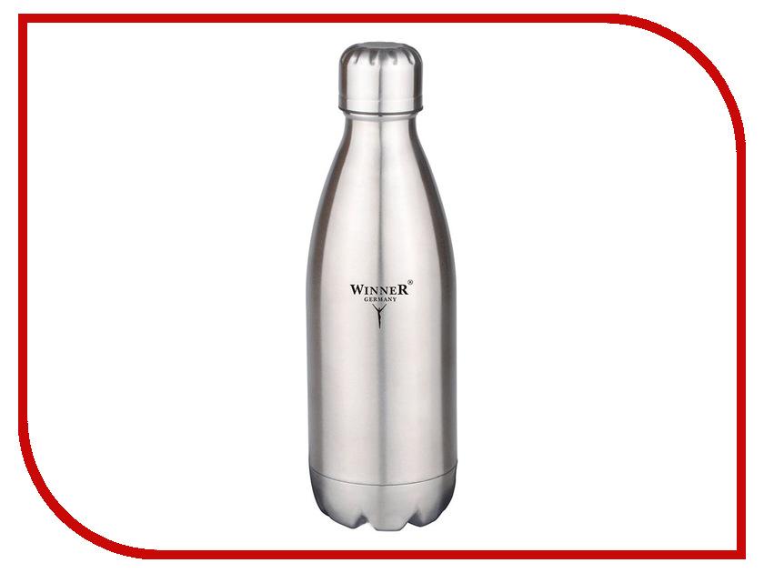 Термос Термос-бутылка Winner WR-8201 750ml rossinka смеситель для кухни rossinka d40 23 однорычажный хром hpkoehk