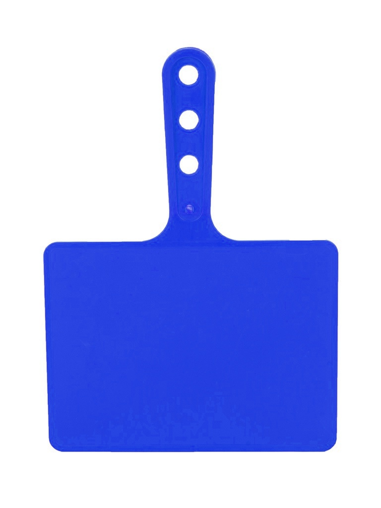 Веер для раздувания огня Big Game Blue 130374