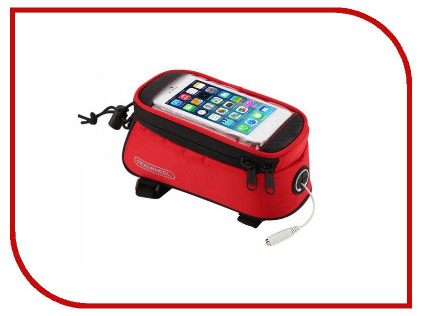 Велосумка Roswheel 12496-CC5 L Red