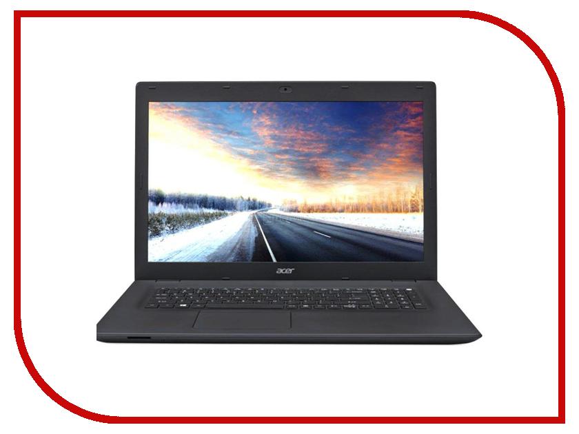 все цены на Ноутбук Acer TravelMate TMP278-MG-38X4 NX.VBRER.005 (Intel Core i3-6006U 2.0 GHz/4096Mb/1000Gb/DVD-RW/nVidia GeForce 940M 2048Mb/Wi-Fi/Cam/17.3/1600x900/Linux) онлайн