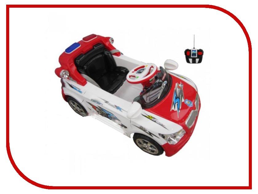 Электромобиль TjaGo 20X8-YJ Red-White