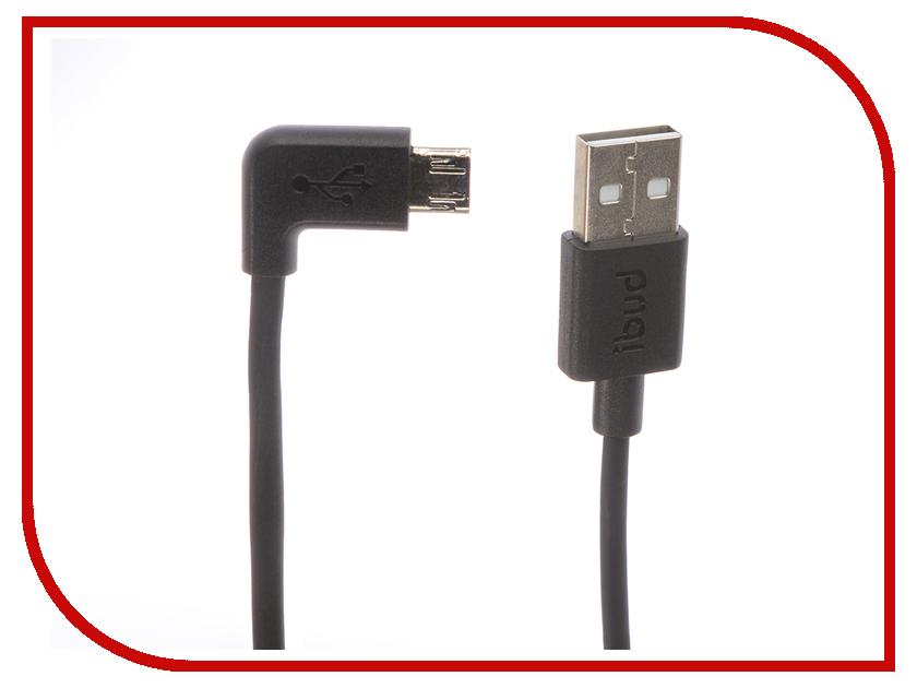 Аксессуар Budi USB - MicroUSB M8J147M 1.2m Black аксессуар budi usb lightning m8j144 1 2m black