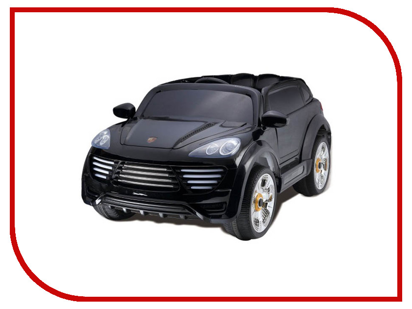 электромобили tjago sport jc Электромобиль TjaGo Porsch 1018FL-C Black