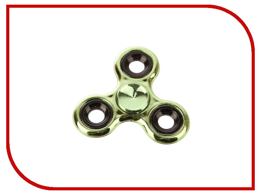 Спиннер Aojiate Toys Finger Spinner Shiny Green RV559