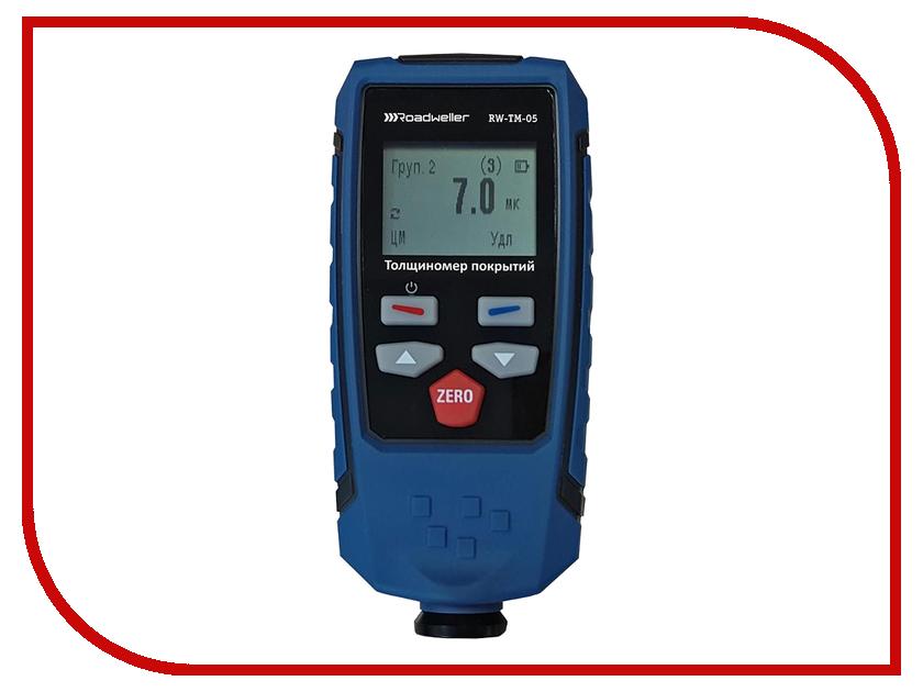 Толщиномер Roadweller RW-TM-05 автосканер анализатор roadweller rwa 0607d 12v